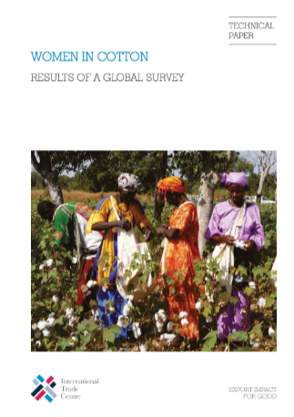 Women in Cotton: Results of a Global Survey