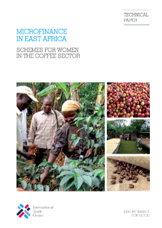 Microfinance in East Africa – Schemes for Women in the Coffee Sector