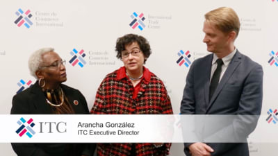 Gender champions for WTO gender & trade declaration