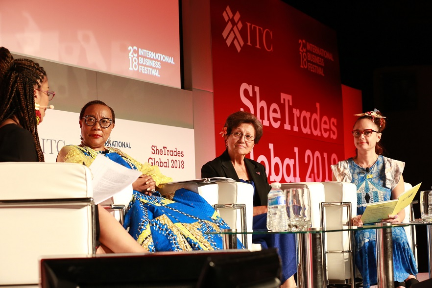SheTrades Global opens in Liverpool
