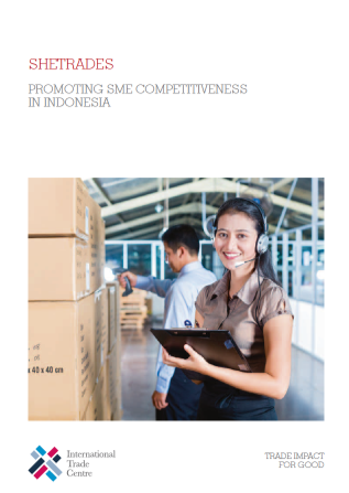 SheTrades: Promoting SME Competitiveness in Indonesia